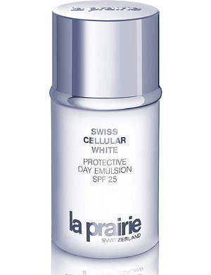 LA PRAIRIE Swiss Cellular White Protective Day Emulsion SPF 25