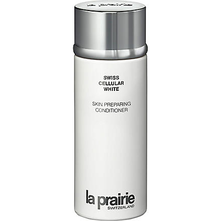 LA PRAIRIE Swiss Cellular White Skin Preparing Conditioner