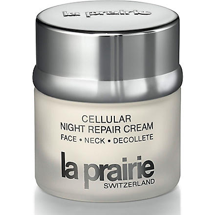LA PRAIRIE Cellular Night Repair Cream for Face, Neck & Décolleté