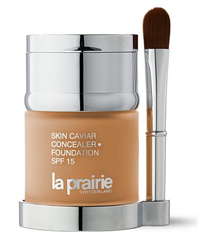 LA PRAIRIE Skin Caviar Concealer Foundation SPF 15 (Creme+blush