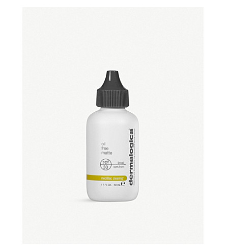 DERMALOGICA Oil Free Matte SPF 30 sunscreen 50ml