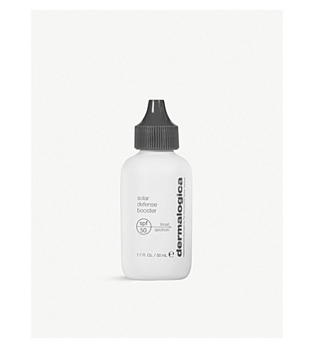 DERMALOGICA Solar Defense Booster SPF 50 sunscreen 50ml