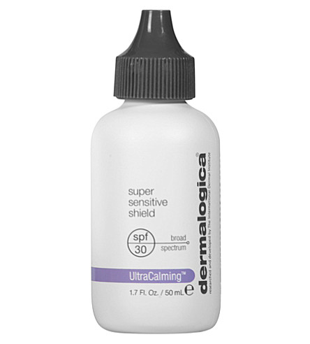 DERMALOGICA Super Sensitive Shield SPF 30 sunscreen 50ml
