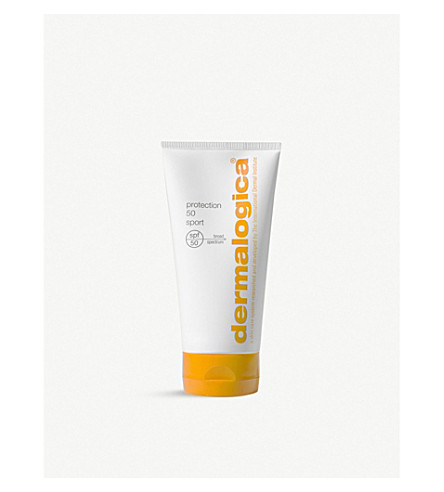 DERMALOGICA Protection Sport SPF 50 sunscreen 156ml