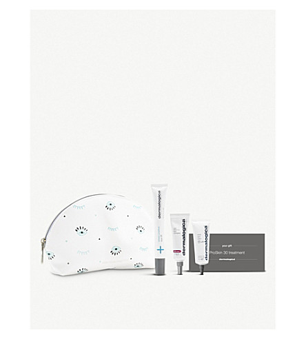 DERMALOGICA Eye See cosmetics bag set