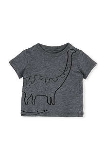 STELLA MCCARTNEY Chuckle Dino t-shirt 6-24 months