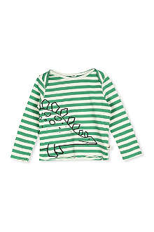 STELLA MCCARTNEY Buster long-sleeved t-shirt 3-24 months
