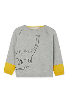 STELLA MCCARTNEY Lucky dinosaur jumper 3-24 months