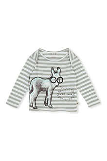 STELLA MCCARTNEY Buster cotton t-shirt 9-24 months