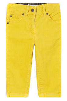 STELLA MCCARTNEY Bob corduroy trousers 6-24 months