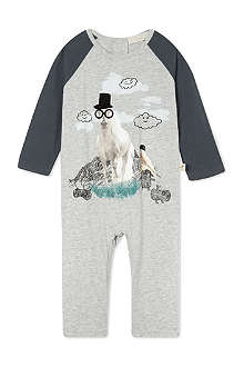 STELLA MCCARTNEY Tinker print overall 3-12 months
