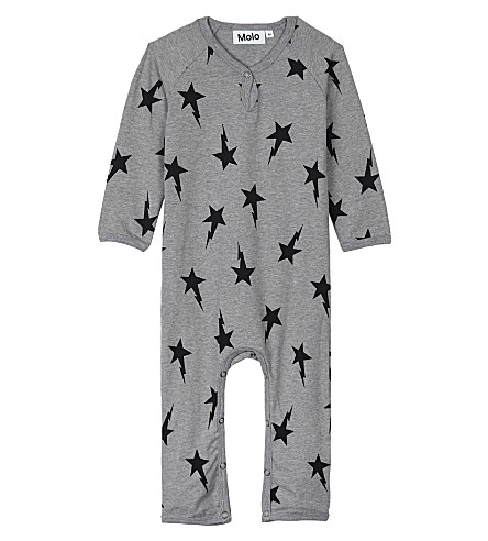 MOLO Flemming printed onesie 3-12 months (2388