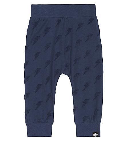 MOLO Sammy lightning bolt cotton trousers 3-24 months (2291