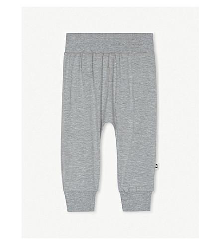 MOLO 萨米棉混纺慢跑裤 3-24 月 (灰色