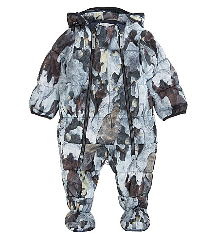 MOLO Hebe hooded snowsuit 3-12 months (4600