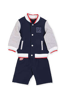 FENDI Varsity jacket and trousers set 9-24 months