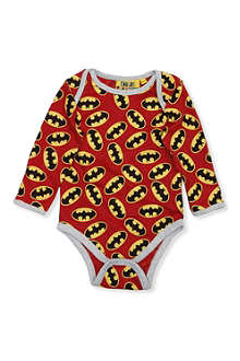 FABRIC FLAVOURS Batman bodysuit newborn-18 months