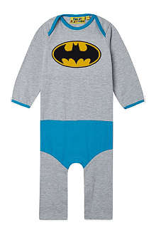 FABRIC FLAVOURS Batman bodysuit 0-18 months