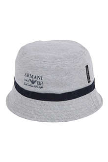 ARMANI JUNIOR Fisherman hat 6-18 months