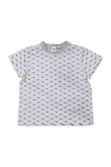 ARMANI JUNIOR Eagle-print t-shirt 6-24 months
