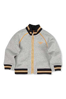 ARMANI JUNIOR Zip-up tracksuit top 3-24 months