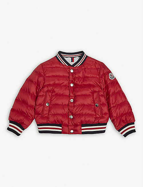 3f5bfd1a1 MONCLER - Boys clothes - Baby - Kids - Selfridges