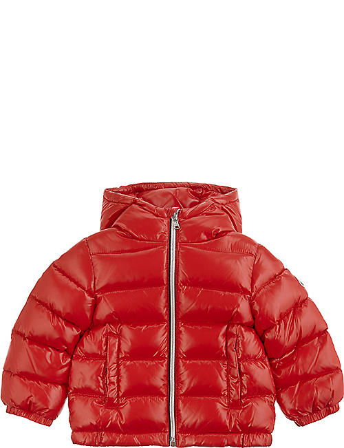 red moncler jacket junior