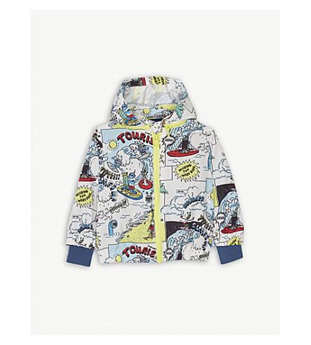 STELLA MCCARTNEY Scout hooded jacket 6-36 months (Tourist