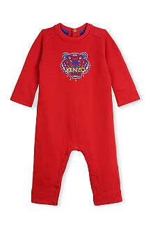 KENZO Tiger all in one baby bodysuit