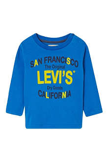 LEVI'S California long-sleeved t-shirt 3-36 months