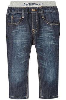 LEVI'S Logo waist jeans 3-36 months