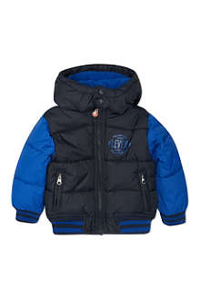 LEVI'S Padded hooded jacket 3-36 months