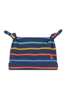 JOULES Striped hat 0-12 months