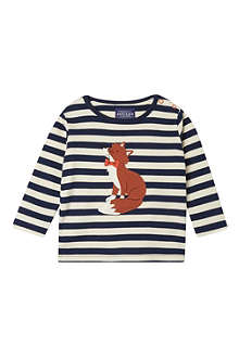 JOULES Printed long sleeve top 0-36 months