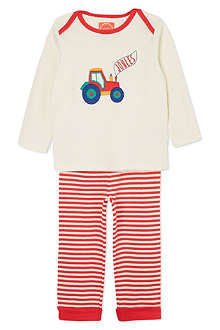 JOULES Two-piece trouser set 6months-3years