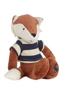JOULES Renard the fox plush toy
