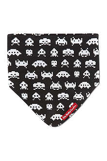 OH BABY LONDON Space Invaders bandana