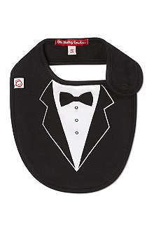 OH BABY LONDON Set of Tuxedo bibs