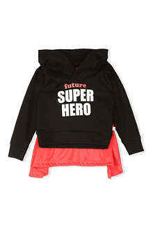 OH BABY LONDON Super Hero hoody 6 months-3 years