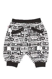 OH BABY LONDON Ghetto blaster shorts 0-3 years