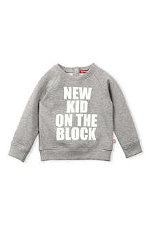 OH BABY LONDON New Kid on the Block sweatshirt 6 months-3 years