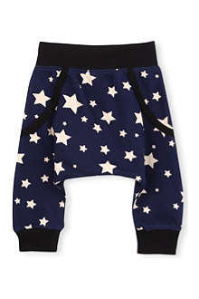 OH BABY LONDON Star print trousers 0-18 months