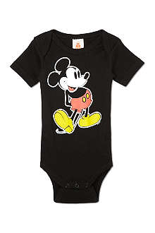 LOGOSHIRT Mickey Mouse classic bodysuit 0-24 months