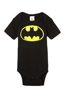 LOGOSHIRT Batman logo bodysuit 0-24 months