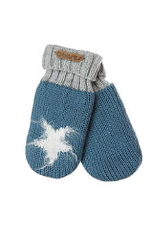 BARTS BV Milkyway star mittens 1-2 years