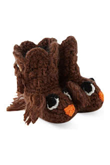 BARTS BV Growly owl slippers
