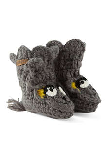 BARTS BV Growly bear slippers
