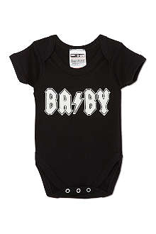 NIPPAZ WITH ATTITUDE BA/BY baby-grow 0-12 months