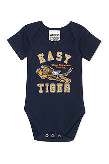 NIPPAZ WITH ATTITUDE Easy tiger baby grow 0-24 months