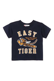 NIPPAZ WITH ATTITUDE Easy Tiger t-shirt 1-2 years
